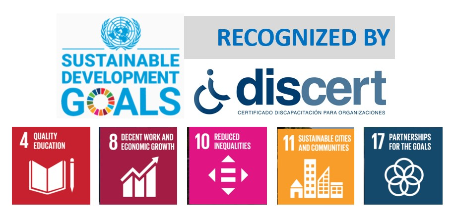 Aligned with the SDGs